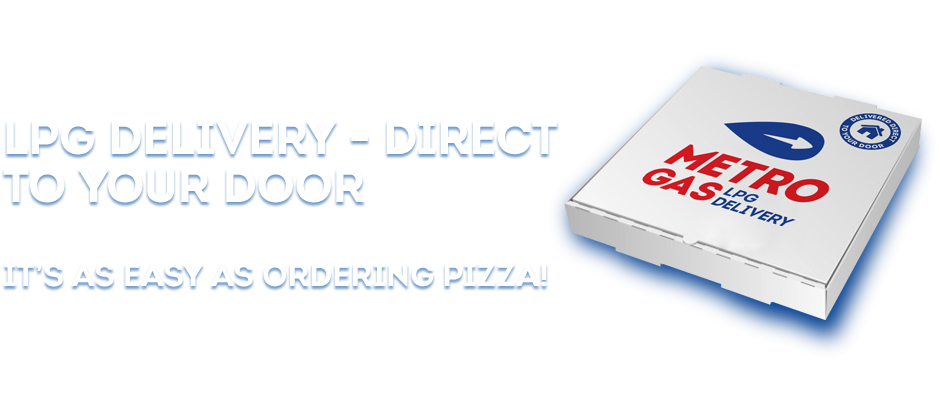 It's as easy as ordering pizza!